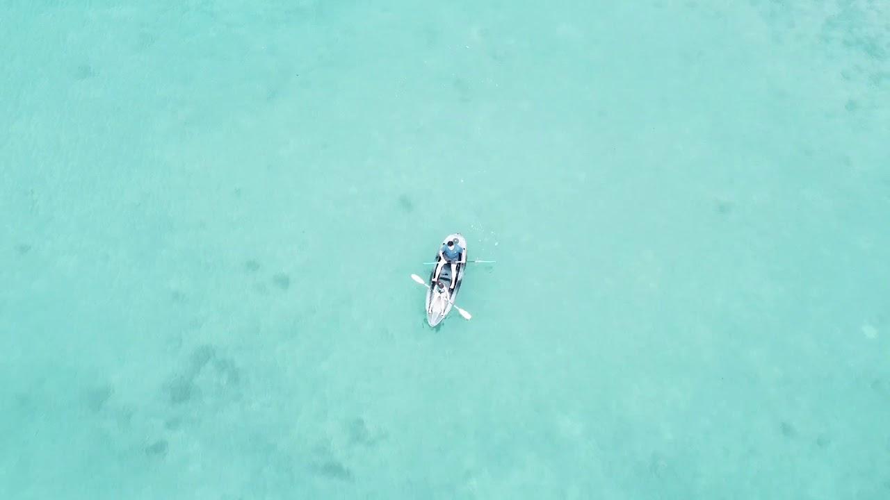 Whitsunday Island Kayaking