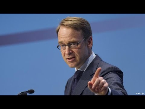 All About Jans Weidman - President Of The Deutsche Bundesbank