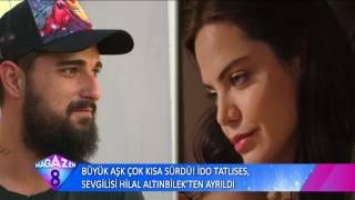 Büyük Aşk Kısa Sürdü İdo Tatlıses Sevgilisi Hilal Altınbilek'ten Ayrıldı 2017 Video