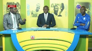 100% FOOT DU LUNDI 04 MARS 2019 - EQUINOXE TV