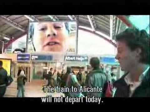 Utrecht central station hack - subtitled