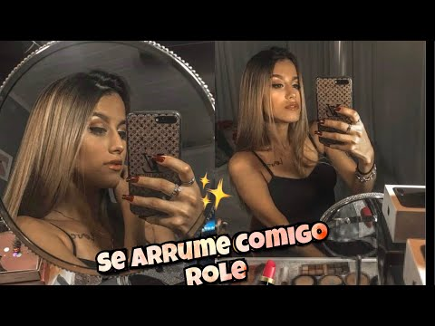 SE ARRUME COMIGO - ROLE