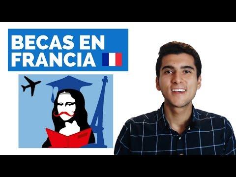 Becas para estudiar en Francia - MEGATUTORIAL