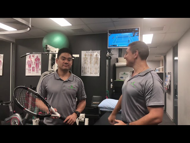Is your tennis grip the cause of your tennis elbow?