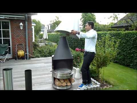 MERCATUS BBQ FireplaceSET UP Stainless Steel 12May 2016 2