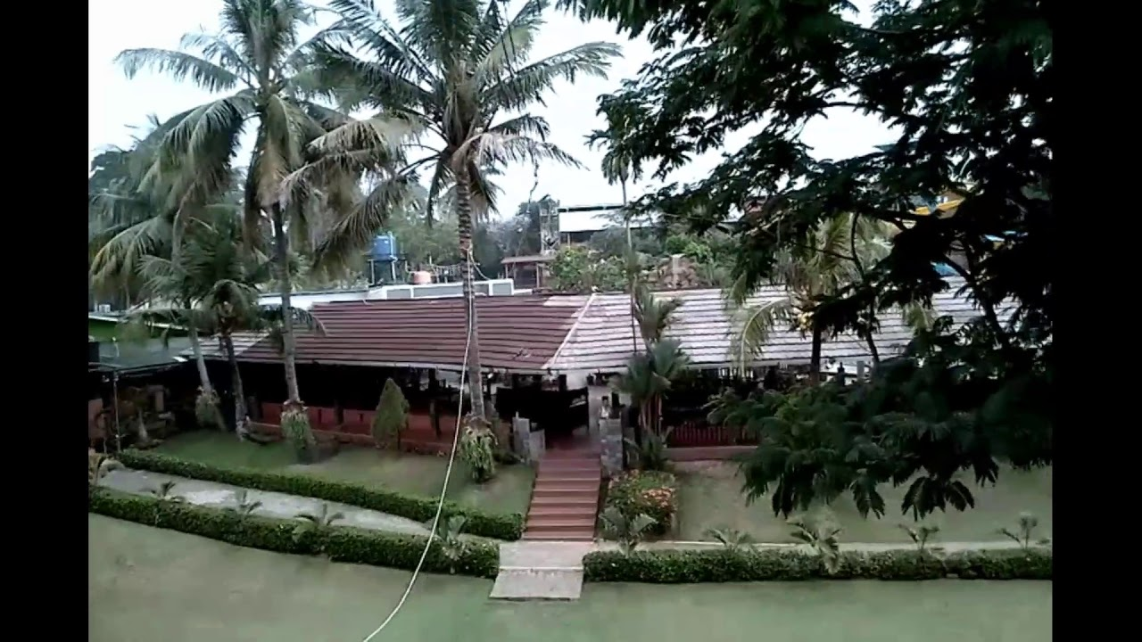 Outbound Zona Petualang Taman Wisata Pulau Situ Gintung Youtube