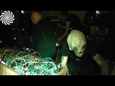 Eat Static - live modular @ Bells & Whistles [HD]