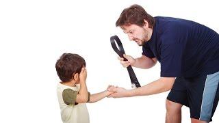 Можно ли наказывать ребенка физически