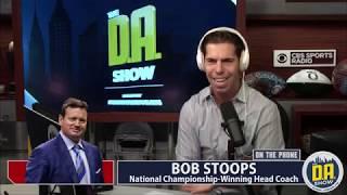 National Championship-Winning Head Coach Bob Stoops joins D.A.