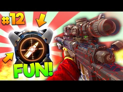 SNIPING FUN! | Preston to Commander #12 (Black Ops 3)