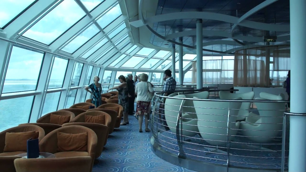 Celebrity Solstice Sky Observation Lounge Photos - 74 Pictures