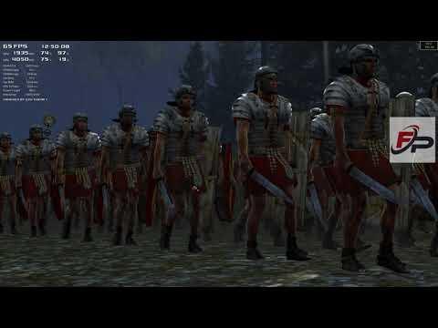 Total War: ROME II - Emperor Edition Benchmarked in QHD (2K) - RTX 2070 SUPER + Ryzen 5 3600 |