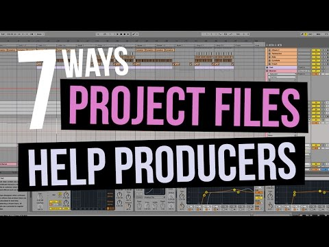 7 Ways Producers Use Project Files to Get Better