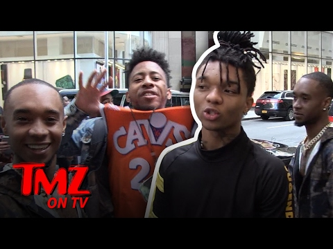 Swae Lee: All I want For My Birthday Is Lapdances! | TMZ TV