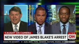 James Blake Speaks Out on Mistaken Arrest by NYPD - Ben Ferguson