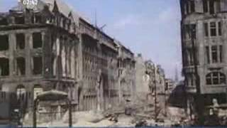 Berlin 1945: A City Destroyed by war (in colour)
