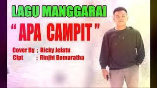 Lagu manggarai // APA CAMPIT // By Ricky Richardo .. cipt. Rinjhi Bomaratha