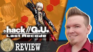 .hack//G.U. Last Recode and //Roots Review (PS4)! - The Game Collection!