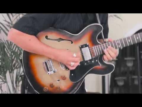 Official Video - J Shuffle - Los Villanos Blues Band Featuring Juan Castañón