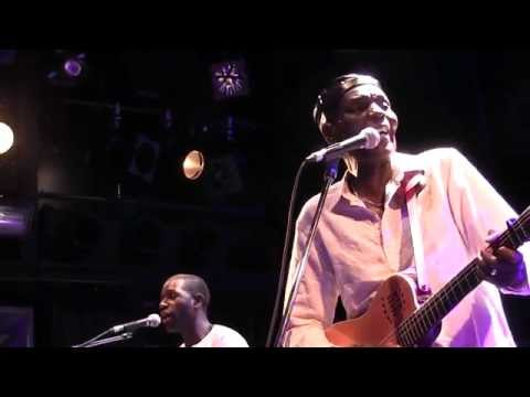 OLIVER MTUKUDZI & THE BLACK SPIRITS Japan Tour 2013 -Official live shooting-