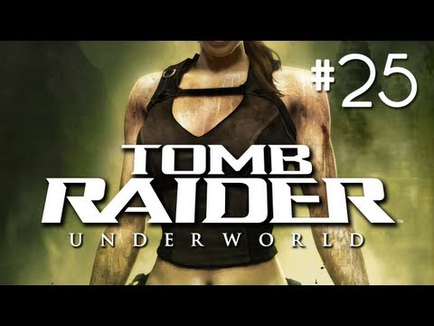 Let's Play Tomb Raider: Underworld Part 25 - Round and Round She Goes |