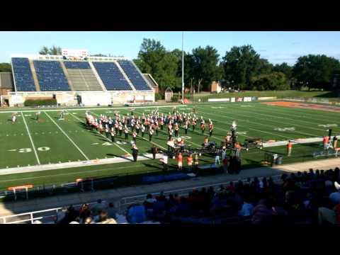 Dyer County High School Band
