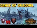 DANCE OF DRAGONS - Blessed Dread vs. Blood Dragon Vampire Lord! | Curse of the Vampire Coast