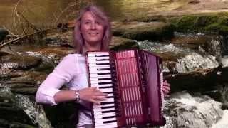 Carla Scheithe - Die Akkordeon-Lady LIVE bei Radio VHR