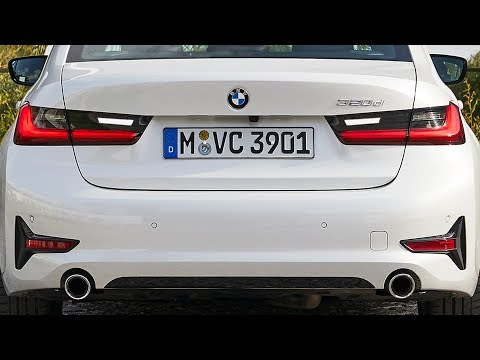 BMW 3 SERIES (2019) Autonomous Reversing Assistant – DEMONSTRATION