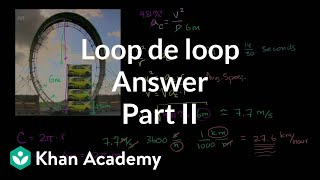 Loop De Loop Answer part 2