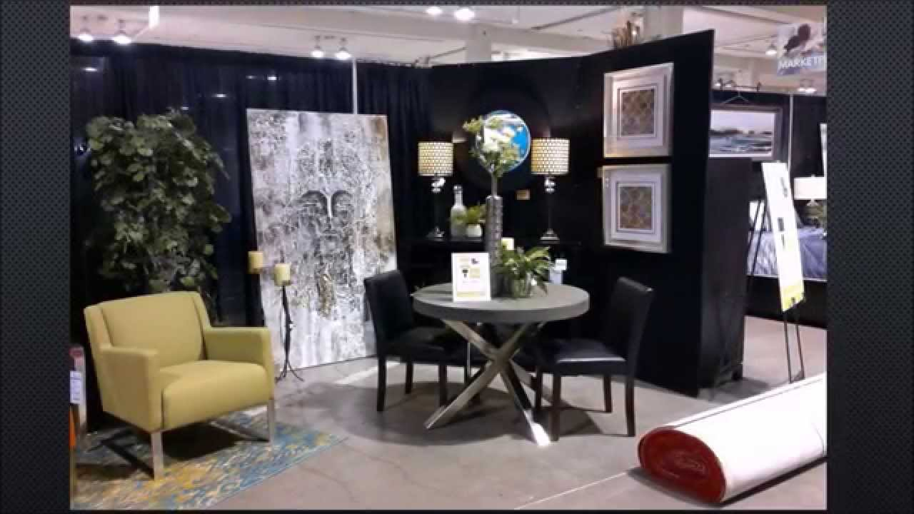 seattle home show my home furniture booth 2015 - youtube