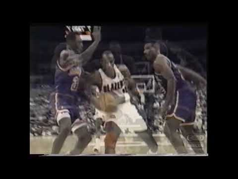 NBA on NBC   Extended Intro   1993   NBA Playoffs