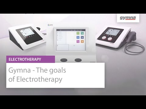 Gymna - the goals of Electrotherapy
