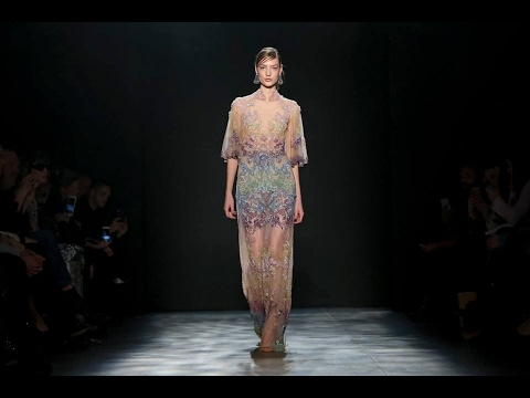 Marchesa | Full Show | New York Fahion Week | Fall/Winter 2017/2018