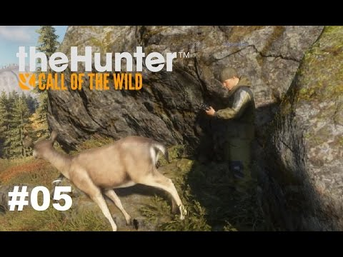 theHunter Call of the Wild - Der Weg ist das Ziel #05