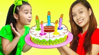 Hana Pretend Play w/ Playhouse Tent Baby Doll Girl Toys & Pretend Food