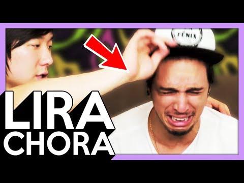HIPNOSE : LUCAS LIRA TRAIU A NAMORADA E OLHA NO QUE DEU ! (com invento na hora ) - 180