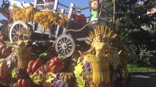 Disneyland Paris Halloween Parade 31.10.2015