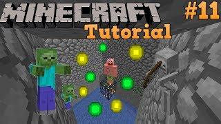 Minecraft Tutorial #11: Simple Zombie/Skeleton XP Farm