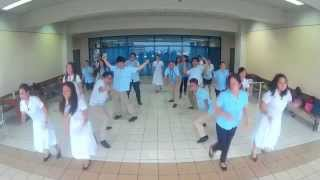 LADYBABY「ニッポン饅頭 / Nippon Manju」 Dance cover by students of ...