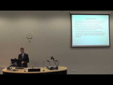 Keith Tomlins Inaugural Lecture