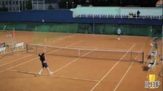 IT-CUP. Весна - 2012. Финал турнира по большому теннису