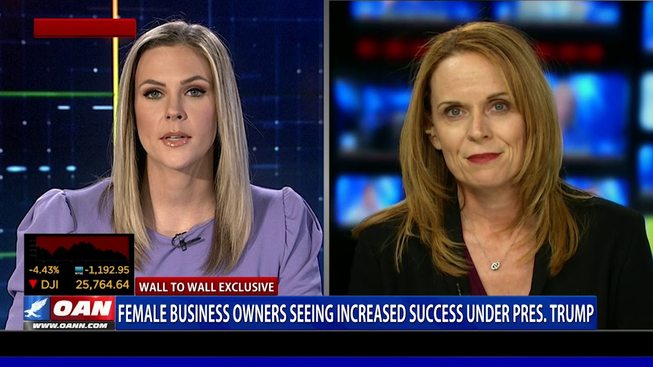 Wall to Wall: Elaine Parker on women seeing overwhelming economic success under President Trump