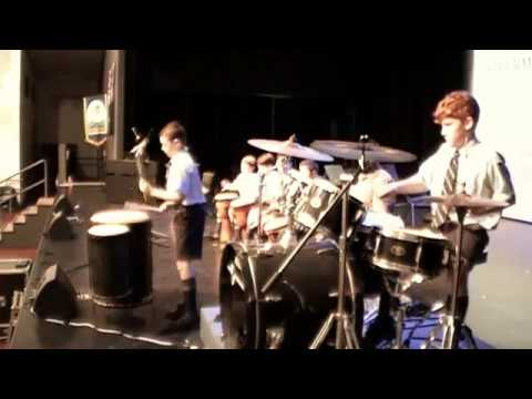 Afro Cuban BrocksetRMC PAT Showcase Percussion mp4