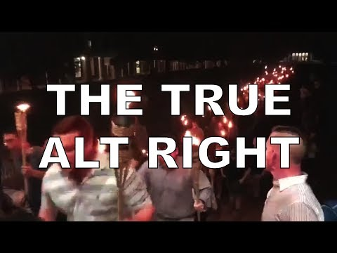 Charlottesville: The True Alt-Right