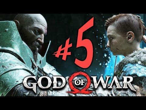 God of War (PS4) - Parte 5: A Runa Negra!!! [ Playstation 4 Pro - Playthrough ]