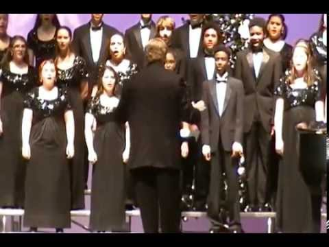 Princess Anne High School Chorus Holiday Fanfare 2014 - Melodics & Harmonics