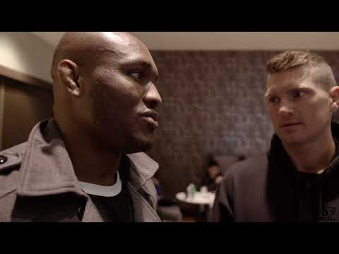 Stephen Thompson & Kamaru Usman talk about his upcoming fight against Darren Till