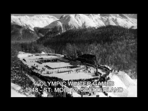 Olympic Hosts * Winter Games * 1924 - 2018