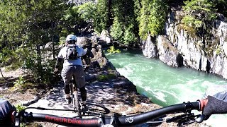 BACK IN THE PROMISED LAND | Mountain Biking Whistler on an EVIL Wreckoning